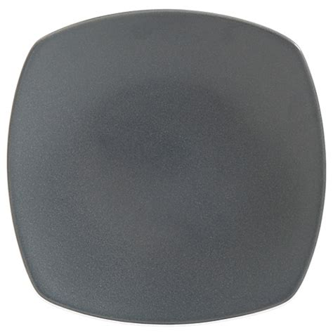 bed bath and beyond dinner plates gibson paradiso square dinner plate in grey bed bath