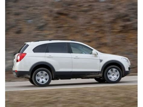 Chevrolet Captiva 2 0 chevrolet captiva 2 0 vcdi 150 ch family navi pack