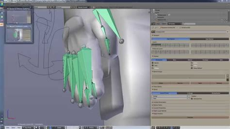 blender tutorial inverse kinematics rigging armatures with inverse kinematics in blender v 2