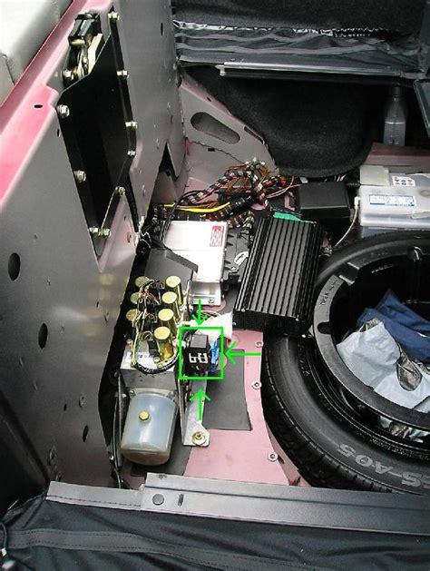 2009 sl 550 remove door lock cylinder fixed my convertible top problems mercedes forum