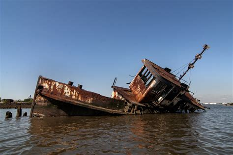staten island boat graveyard wrecks photos of the abandoned staten island boat graveyard