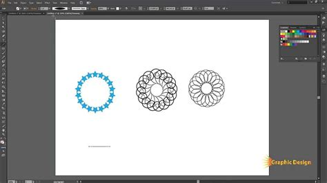 paste pattern into shape illustrator how to rotate and copy adobe illustrator cs6 youtube