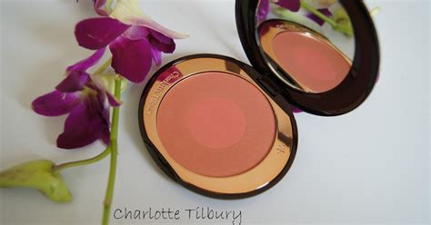 Tilbury Cheek To Chic Blush 1 tilbury cheek to chic swish and pop blusher in ecstasy expat make up addict
