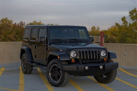 ace family jeep quick drive 2012 jeep wrangler unlimited altitude edition
