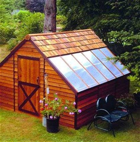 backyard greenhouse kit diy red cedar greenhouse kit yard ideas structures