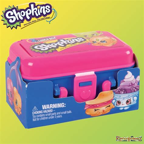 shopkins series 7 lunch box 2 pack