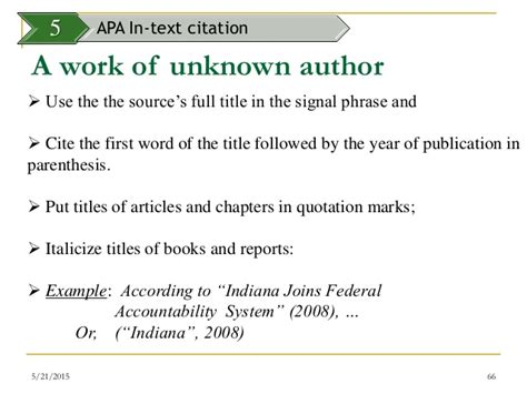 apa format unknown author what an apa bibliography looks like oil drodgereport666
