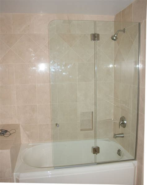 shower glass panel  contemporary bathroom styles