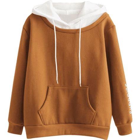 light brown pullover hoodie best 25 brown hoodie ideas on brown s