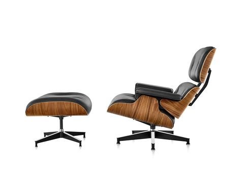 Eames Lounge Chair And Ottoman by Eames 174 Lounge Chair And Ottoman Herman Miller