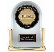JD Power To Release 2016 Initial Quality Study Findings