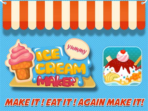 game membuat ice cream online ice cream maker kids games android apps on google play