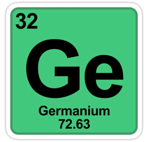 Germanium Periodic Table by The Gallery For Gt Germanium Element Periodic Table