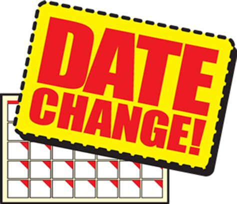 When Calendar Changed Dayton Oh Date Change Pay Attention The