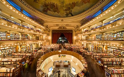 libreria bookshop 100 year theatre converted into stunning bookstore