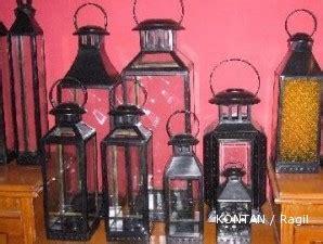 Lu Hias Etalase sentra lentera cianjur tanpa merek mereka menembus ekspor 1