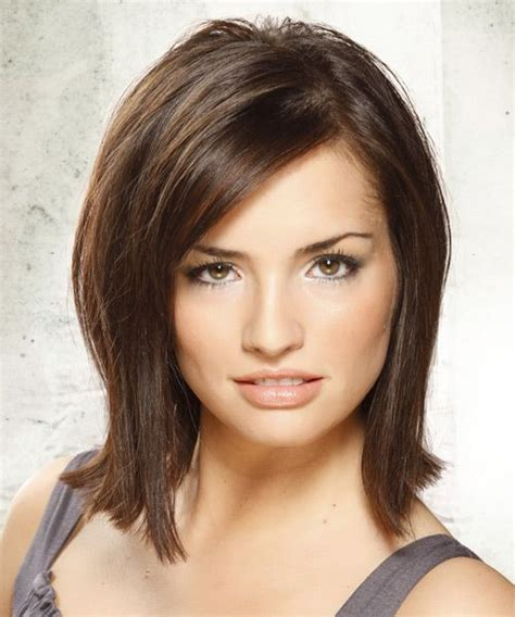 blunt cuts with deep layers 92 best images about hair on pinterest medium length