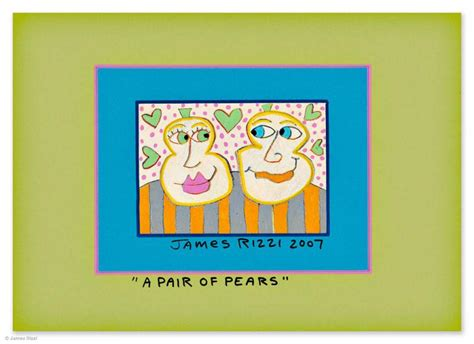a pair of pears by meg page alle werke james rizzi part 2