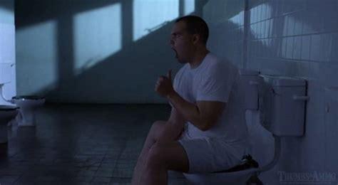 Reservoir Dogs Toilet Scene by Mejor Pulgares Que Armas Enfilme