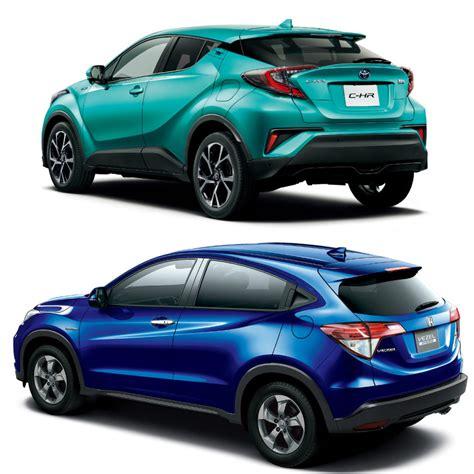 Toyota Or Honda toyota c hr versus honda vezel torque