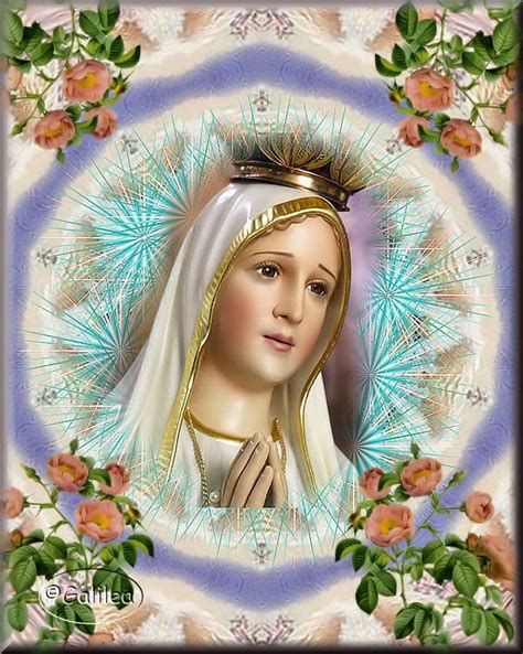 imagenes bellas de la virgen maria 10 best images about la virgen de fatima on pinterest