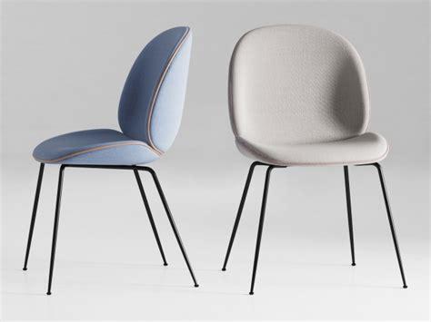 Industrial Kitchen Furniture beetle chair 3d model gubi