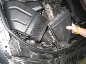 audi a4 b6 b7 air filter replacement europa parts
