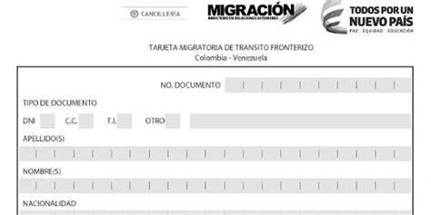 apellidos que recibiran nacionalidad espaola requisitos para cruzar frontera colombo venezolana