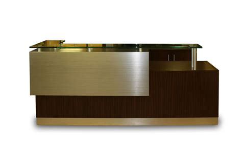 Reception Desks Modern Modern Reception Desk Studio Design Gallery Best Design