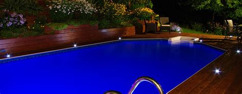 inground swimming pool lights inground pool lighting lighting ideas