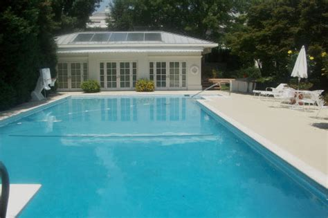 White House Pool Deck Washington Va Decorative Concrete Virginia Beach Concrete