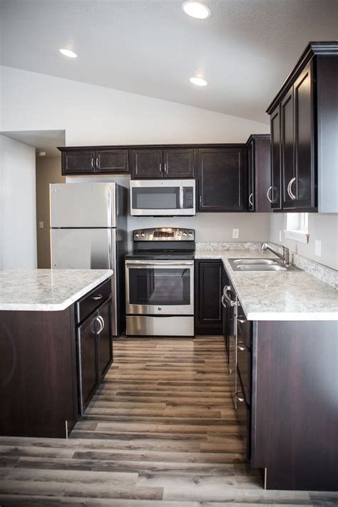 Stain Laminate Countertops by Twinhome Kitchen Oak Bpi Style Java Stain