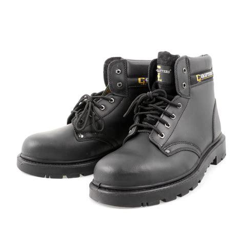 chaussures de s 233 curit 233 grande taille montantes grafters