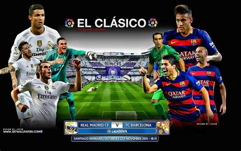 barcelona wallpaper hd 2015 16 real madrid cf vs fc barcelona 2015 16 liga bbva hd
