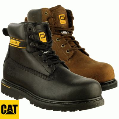 Caterpillar Alinskie Safety Boots cat caterpillar holton safety boots s3 holts3