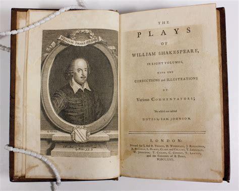 the of samuel johnson books shakespeare and samuel johnson the shakespeare