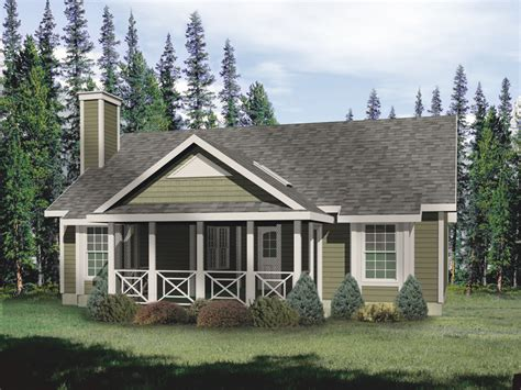 country cabin plans hickory country cabin home plan 058d 0011 house