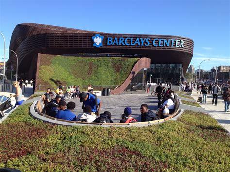 Atlantic Avenue Garden Center by Barclays Center American Hydrotech Inc