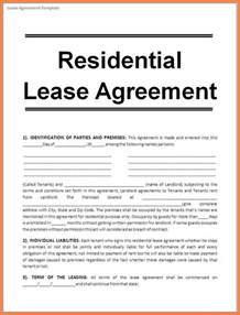 House Rental Agreement Letter Format 6 Sle House Rental Agreement Word Format Purchase Agreement