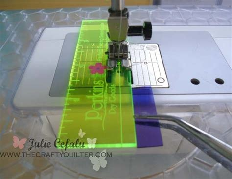 Quilting Seam Allowance by The 1 4 Quot Seam Allowance The Crafty Quilter