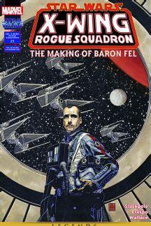 X Wing Rogue Squadron Intl steve crespo comics marvel