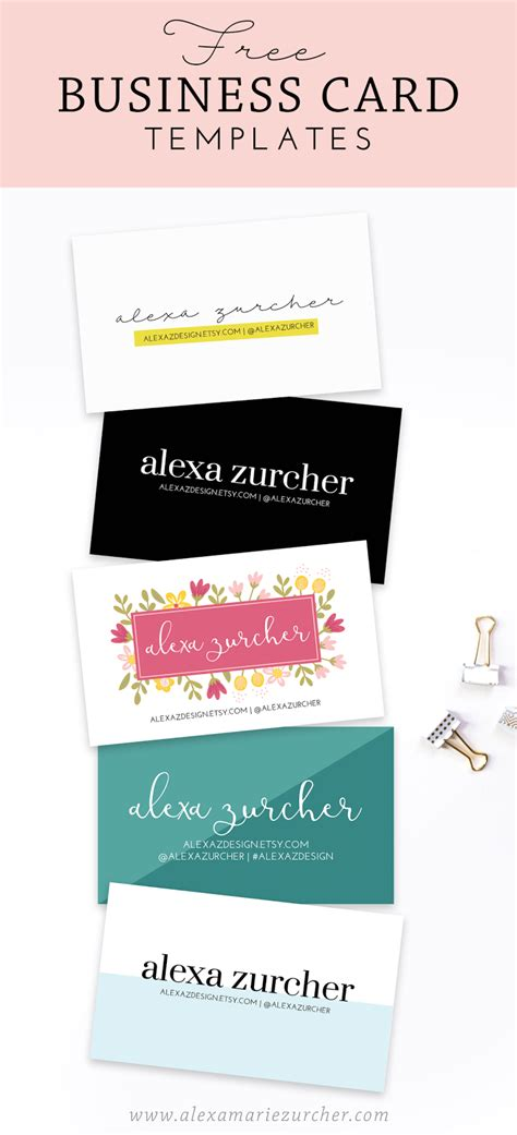 free success card templates free business card templates zurcher co he i