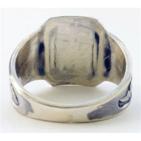 wwii german silver ring germanrings