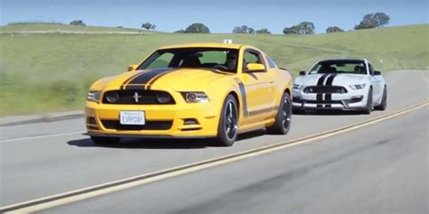 Auto Mustang Boss 302 by Mustang Boss 302 Nurburgring Autos Post