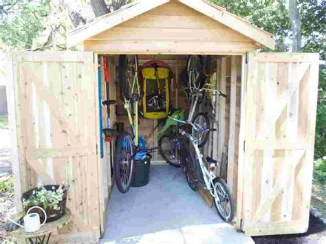 Easy Diy Storage Shed Ideas Just Craft Diy Projects Diy Backyard Sheds