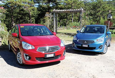 mitsubishi mirage g4 fuel consumption the big baguio test the mitsubishi mirage g4 goes on a