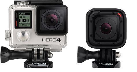 Gopro 4 White gopro 3 white vs 4 session