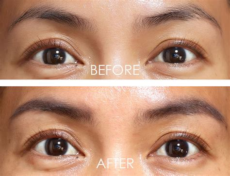 tattoo brow maybelline before and after maybelline tattoo studio waterproof brow gel makeup and