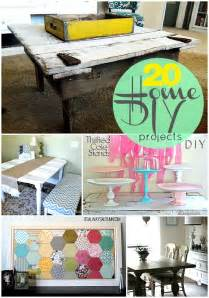 Home Decorating Projects by 20 Home Diy Projects To Make This Fall