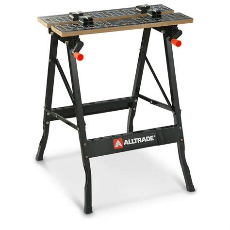 multi tool bench alltrade multi purpose workbench 621074 garage tool